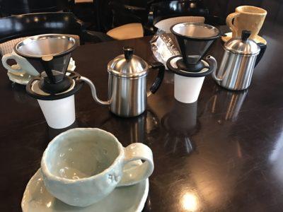 新世紀工芸館コーヒー教室