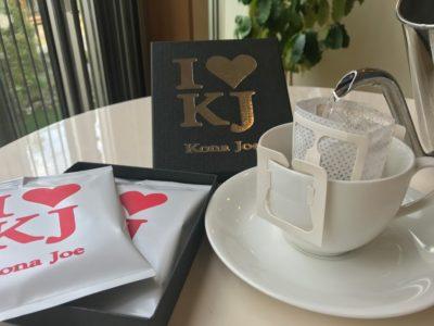 ハワイコナジョーコーヒー