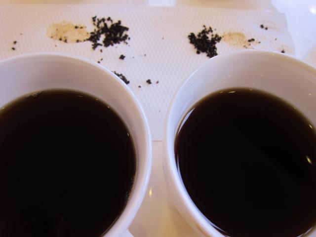 コーヒーの入れ方一点
